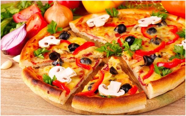Satisfy Your Cravings with Online Pizza Delivery
